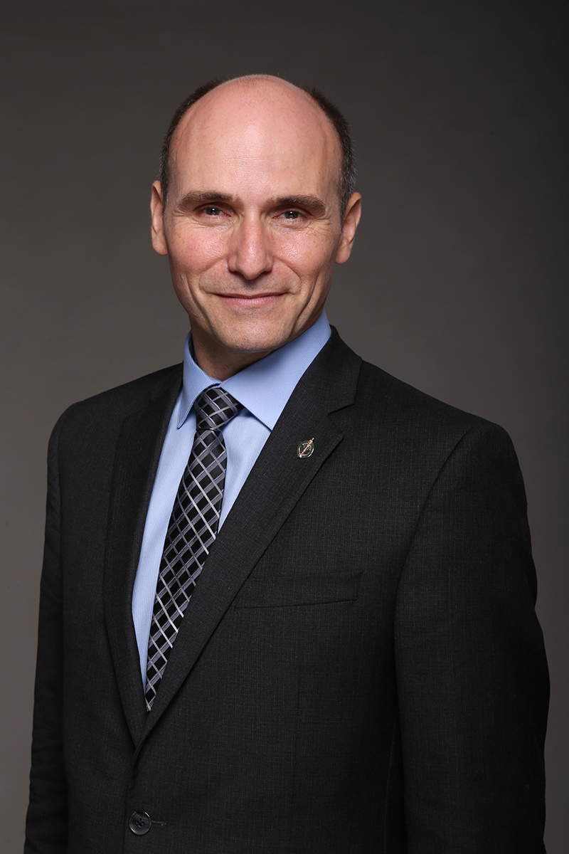 L'honorable Jean-Yves Duclos